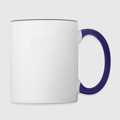 Full Moon - Contrast Coffee Mug