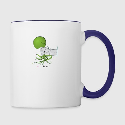 Got ink - Contrast Coffee Mug