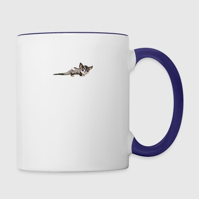 I Love Sugar Glider Shirt - Contrast Coffee Mug