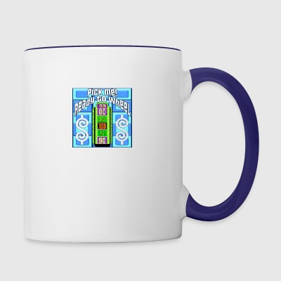 TV Game Show Apparel - TPIR (The Price Is...) Me - Contrast Coffee Mug