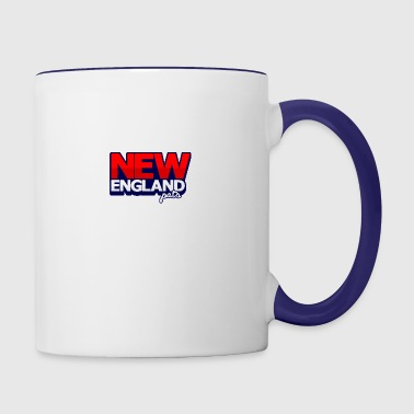 NEW ENGLAND 'PATS' - Contrast Coffee Mug