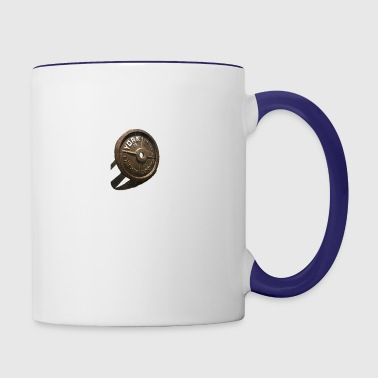 Iron 1 - Contrast Coffee Mug