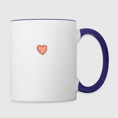 Pizza is my Hobby - Contrast Coffee Mug
