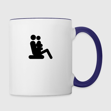 Sex positions - Contrast Coffee Mug