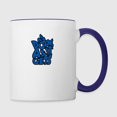 Dope As It Gets - Contrast Coffee Mug
