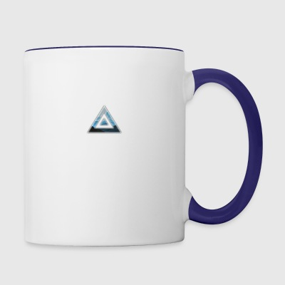 Mountain - Contrast Coffee Mug