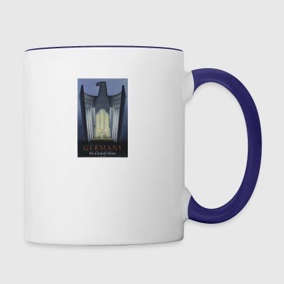 vintage germany - Contrast Coffee Mug