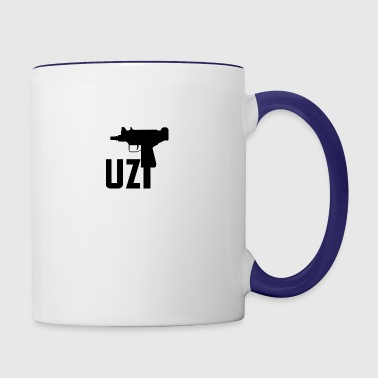 flippinclothes_uzigang - Contrast Coffee Mug