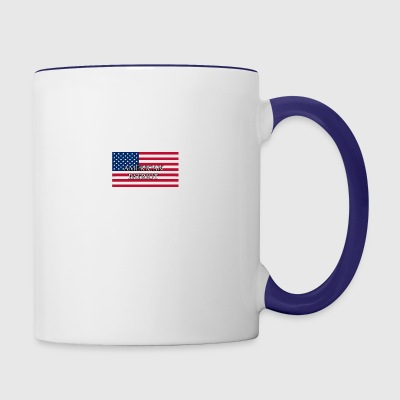 American Patriot - Contrast Coffee Mug