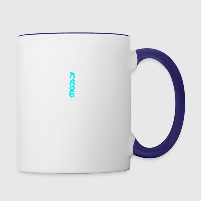 Icy cold - Contrast Coffee Mug