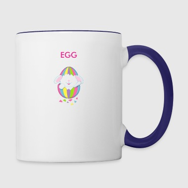 Egg Specting Easter - Contrast Coffee Mug