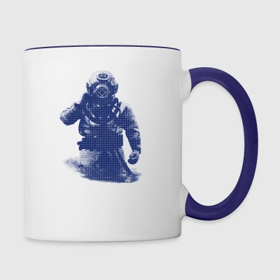 Aquanaut - Contrast Coffee Mug