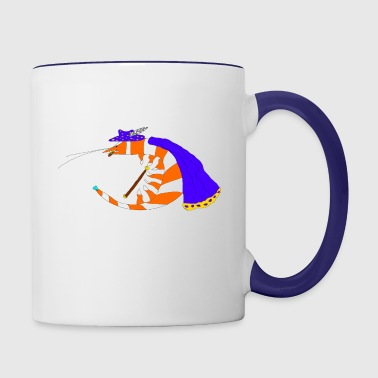 Pimp Shrimp - Contrast Coffee Mug