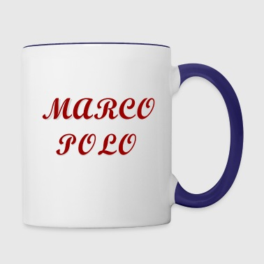 Marco polo5 - Contrast Coffee Mug