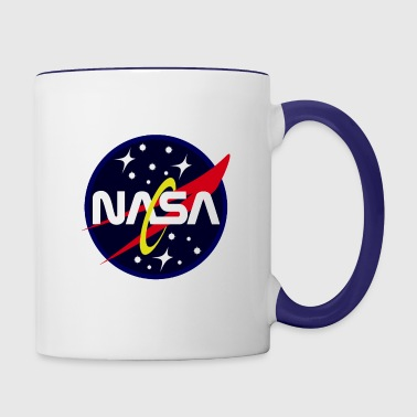 nasa - Contrast Coffee Mug