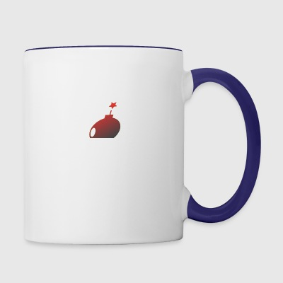 the bomb - Contrast Coffee Mug