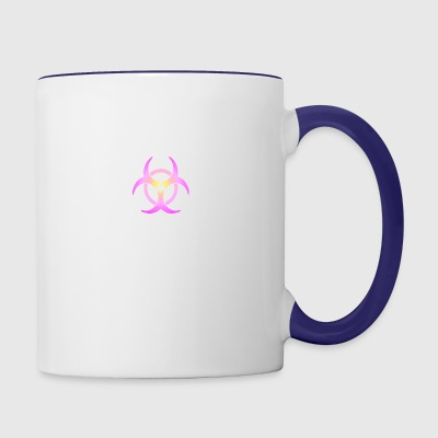 Biohazard - Contrast Coffee Mug