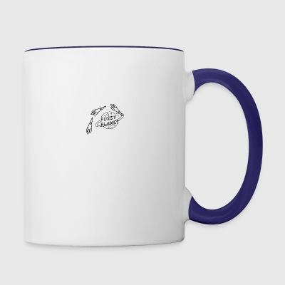 Planet - Contrast Coffee Mug