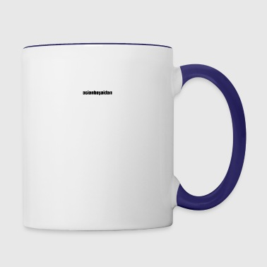 lol - Contrast Coffee Mug