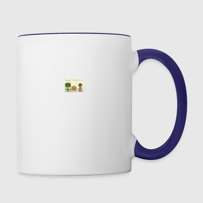 game - Contrast Coffee Mug