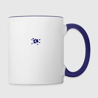 Splatter - Contrast Coffee Mug