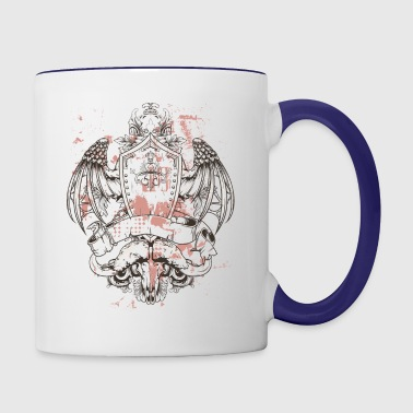SHIELD - Contrast Coffee Mug