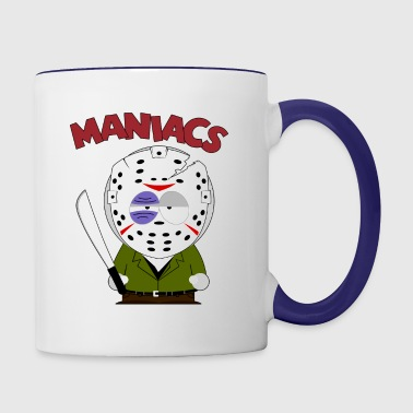 South Park Maniacs Voorhees - Contrast Coffee Mug