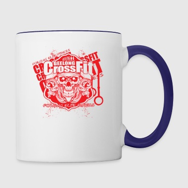Geelong Crossfit - Contrast Coffee Mug