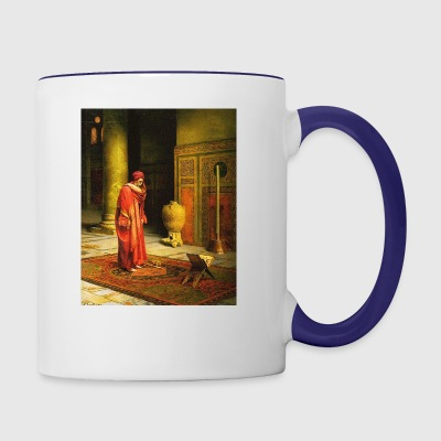Worship - Contrast Coffee Mug