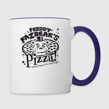 Freddy Fazbear Pizza - Contrast Coffee Mug
