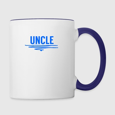 Recently Promoted To Uncle - Contrast Coffee Mug