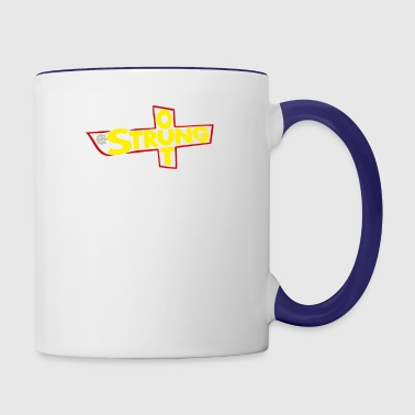 STRUNG OUT Band - Contrast Coffee Mug