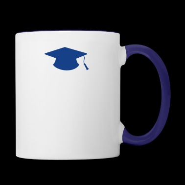 Graduation Class of 2014 High School College - Contrast Coffee Mug