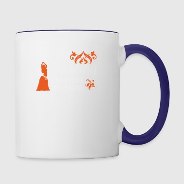 Belly Dancing Only Harder - Contrast Coffee Mug