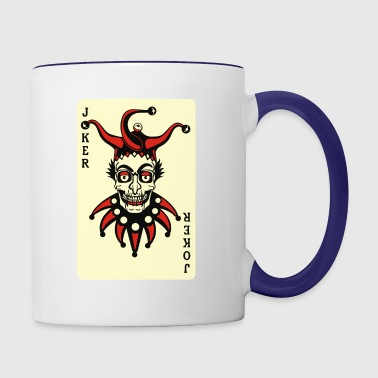 Smile Joket AS - Contrast Coffee Mug