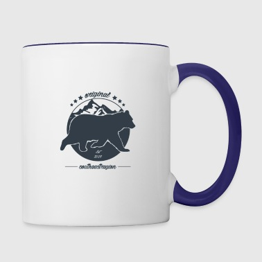 Wilderness - Contrast Coffee Mug