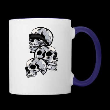 See No Evil, Hear No Evil, Speak No Evil - Contrast Coffee Mug