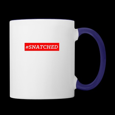 #SNATCHED OFFICIAL - Contrast Coffee Mug