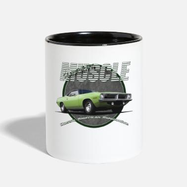 Plymouth Plymouth Muscle - Contrast Coffee Mug