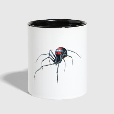 Spider - Contrast Coffee Mug