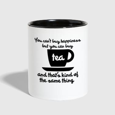 Tea love - Contrast Coffee Mug