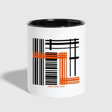 Abstraction - Contrast Coffee Mug
