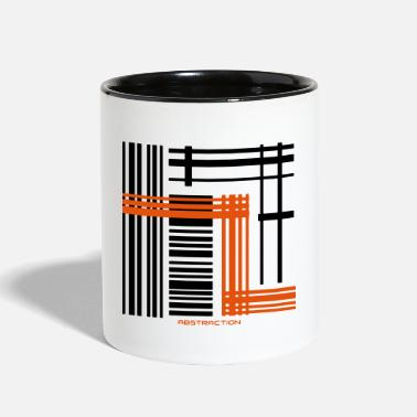 Abstract Abstraction - Contrast Coffee Mug