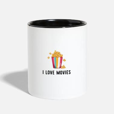 Cinema Cinema - Two-Tone Mug