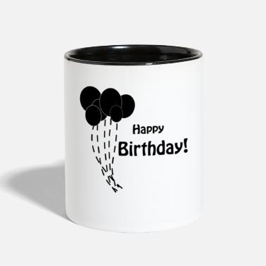 Birthday Happy Birthday - Contrast Coffee Mug