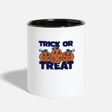 Trick Or Treat Trick or Treat - Two-Tone Mug
