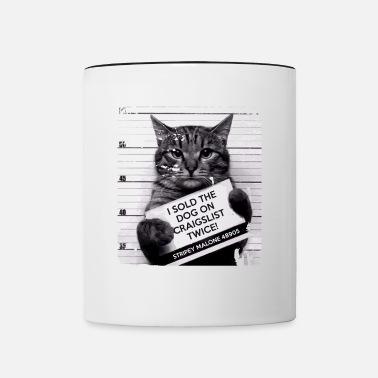 I Sold The Dog On Craigslist Twice! Cats T-shirt Full Color Mug
