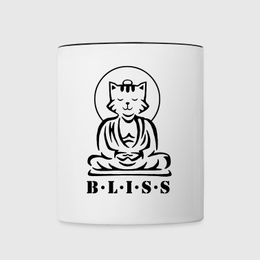 Bliss - Contrast Coffee Mug