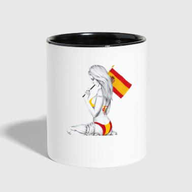 spain by killakam - Contrast Coffee Mug