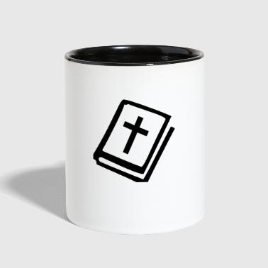 bible - Contrast Coffee Mug